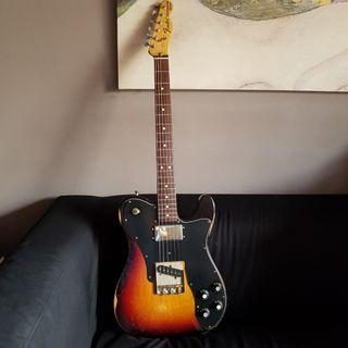 2009 Fender Road Worn '72 Telecaster Custom Keith Richards guitar