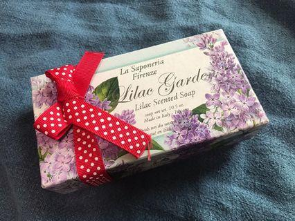 Made in Italy soap 300g big size