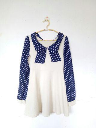 Dress(polkadots)