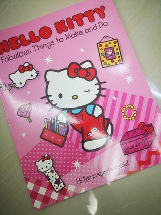 Hello Kitty: Fabulous Things to Make & Do