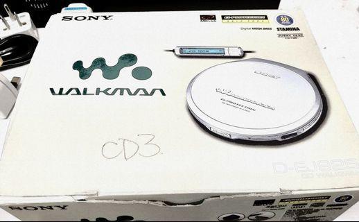 Sony D-EJ925 CD Walkman Discman 播放器 DEJ925  價錢 : HK$700