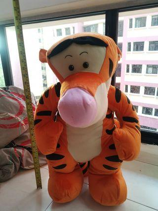 BN Large Tigger soft toy 60cm tall