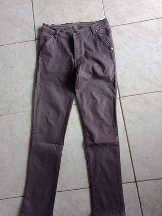 Celana jeans coksu