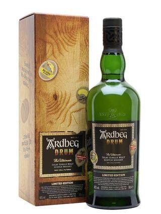 Ardbeg Drum Whisky Limited edition 威士忌