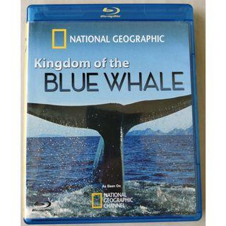 Blu Ray Kingdom of the Blue Whale
