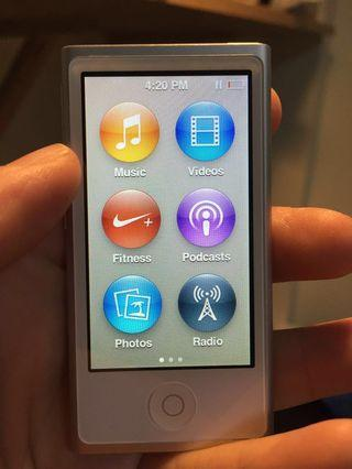 iPod Nano 7th Gen come with iPod box