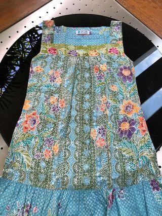 Batik Dress (Size L)
