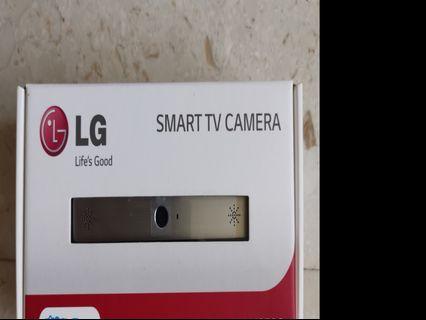 Smart TV camera for LG TV