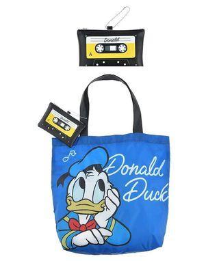 Donald duck 唐老鴨 手挽袋