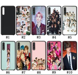 (PO) NCT 2018 Apple/Huawei Silicone phone case/cover