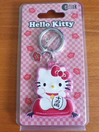 Brand new hello kitty fortune ezlink charm