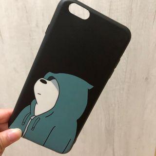 🚚 熊熊遇見你手機軟殼
