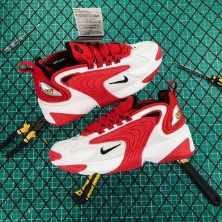 "Nike Zoom +2 Sneaker ""University Red"""