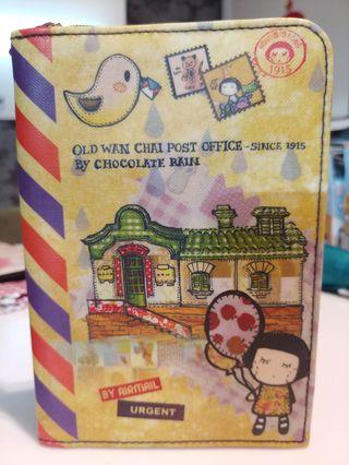 Chocolate Rain x Post office passport cover Limited Edition