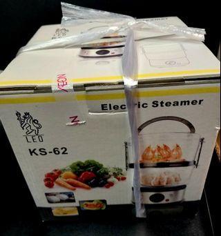 Leo KS-62 Electric Steamer 電蒸爐 容量5L   100% New