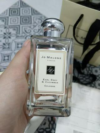 Jo Malone earl grey & cucumber cologne 100ml
