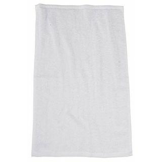 Small white towel