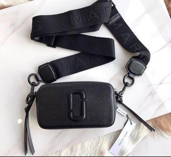 🚚 Marc Jacobs Snapshot DTM Camera Bag
