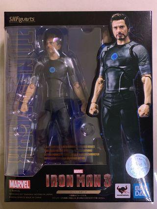 (全新日版) S.H.Figuarts Tony Stark Ironman 3 SHF