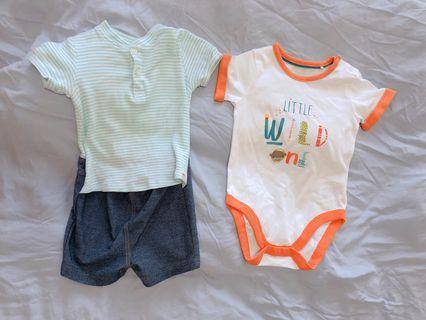 🚚 12-18mths Baby Rompers