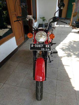 Honda CB 100 full Ori (cuci gudang)