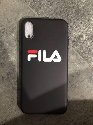 BN Iphone X Fila Case