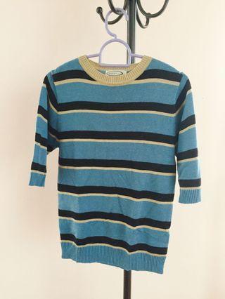 (M)Striped Top