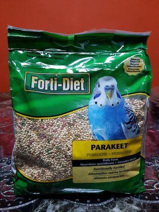 Birds Food - (Forti-Diet - Parakeet)