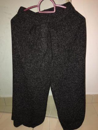 Have 2 culottes pants for sale at RM45 each. Color Black n Grey  COD : Bayan Lepas n Bukit Jambul Area