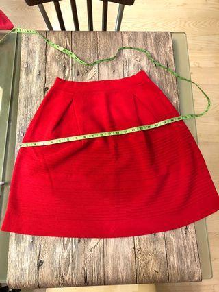 針織 半截裙