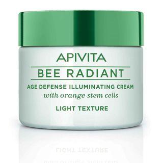 APIVITA 亮肌抗皺修護面霜 Age Defense Illuminating Cream (Light Texture)