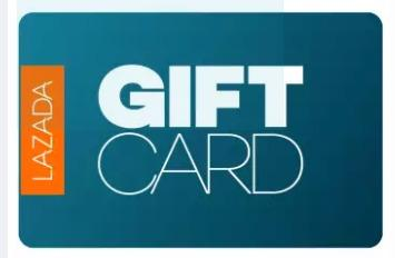 Lazada Gift Card / e-Voucher - RM 2000 (OR any other amounts/items, can nego)