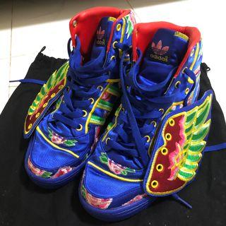Jeremy scott x Adidas China