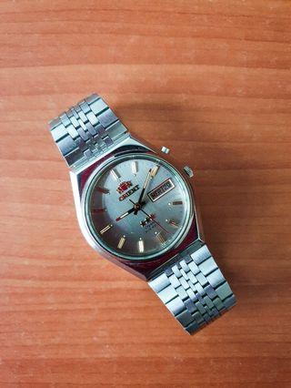 Orient vintage mechanical watch