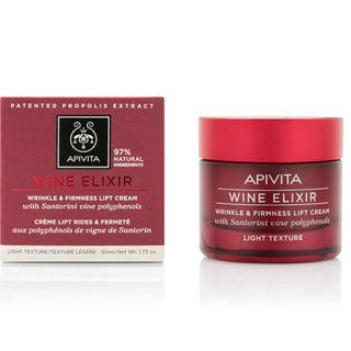 APIVITA WINE ELIXIR紅酒基因再生面霜 Wine Elixir Wrinkle & Firmness Lift Cream