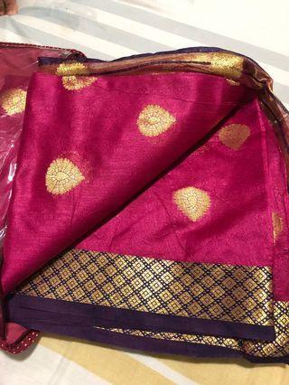 Sarees/Punjabi suits/material
