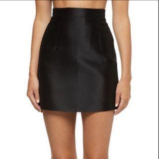 Kookai Starlight Satin Skirt