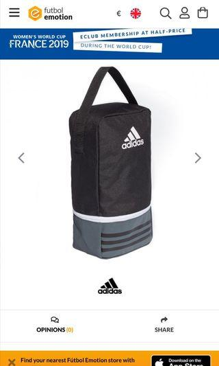 ((New) Adidas袋 Boot Bag