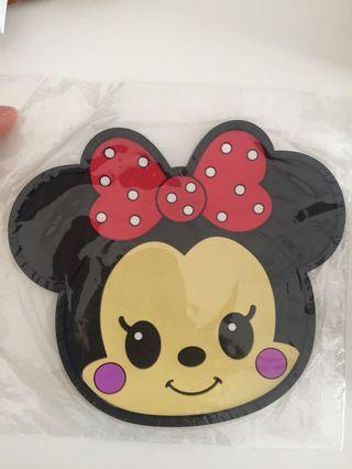 🚚 Mickey Mouse Cup Mat