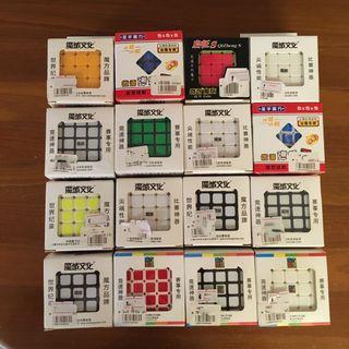全新 2x2 4x4 5x5 扭計骰