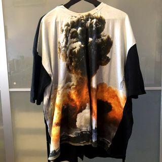 🚚 oversized t-shirt