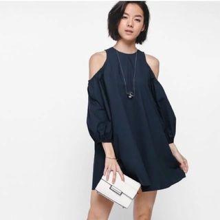 Love Bonito Olynna Cutout Shoulder Dress