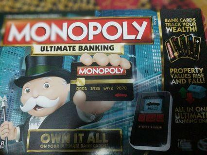 Monopoly banking ultimate