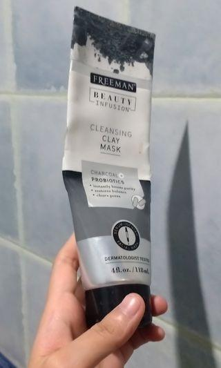 Freeman Beauty Infusion Cleansing Clay Mask