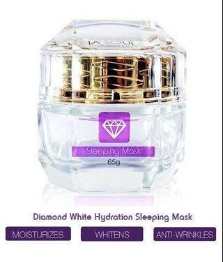 DIAMOND SLEEPING MASK