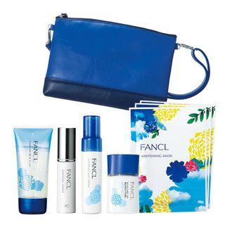 Fancl perfect whitening kit $518