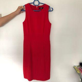 🚚 MGP Red Dress - only worn once