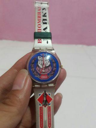 Swatch standargent