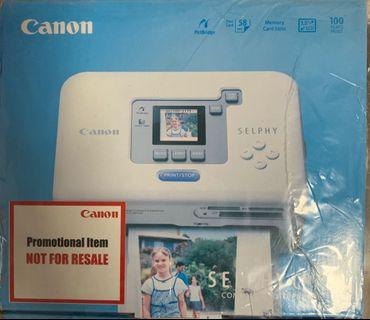 🚚 Bless: Canon Selphy Photo Printer CP720 to bless