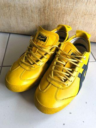Onitsuka Tiger Mexico 66 in Yellow (D838L)
